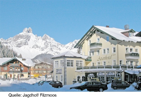 Aparthotel Jagdhof