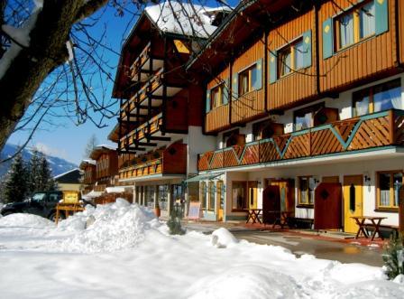 Aparthotel Ferienalm - skiopening