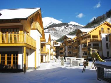 Apartmány Schönblick Mountain-Resort