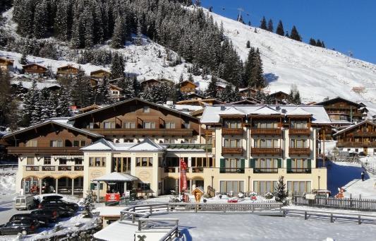 Hotel Königsleiten-Vital-Alpin