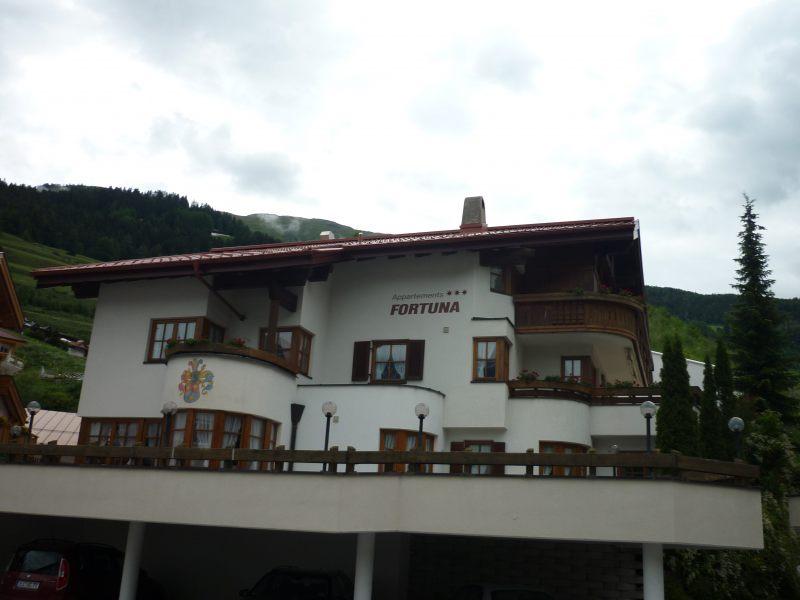 Apartmánový dům Fortuna