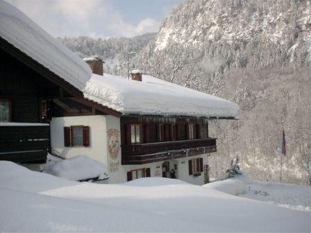 Hotel-Pension Lampllehen- 3 noci
