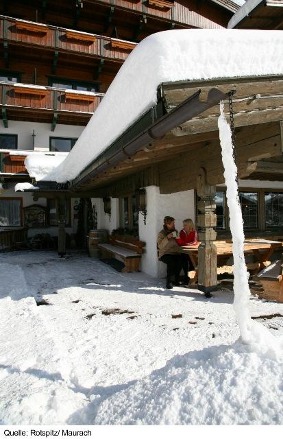 Hotel-Penzion Rotspitz