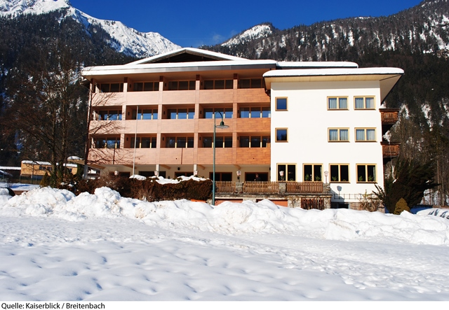 Gasthof - Pension Kaiserblick