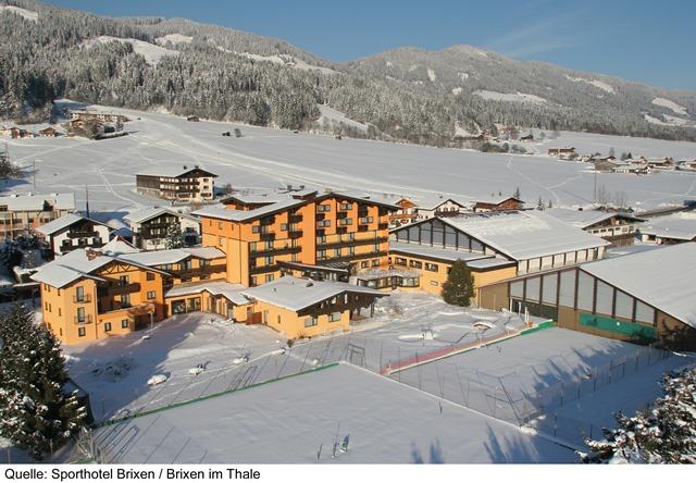 Vital + Sporthotel Brixen