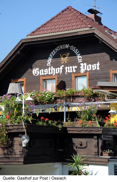 Hotel Post Ossiach