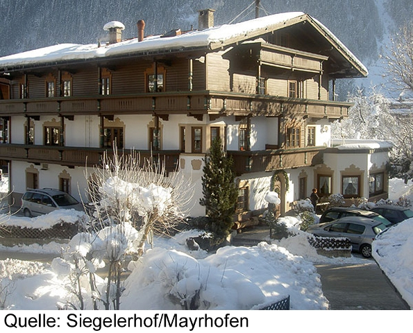 Hotel- Pension Siegelerhof