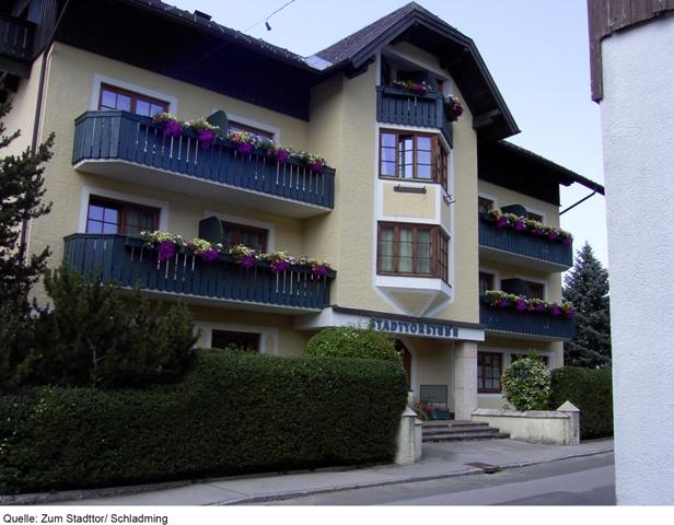 Hotel zum Stadttor