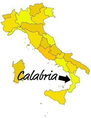 Kalabrie Italie