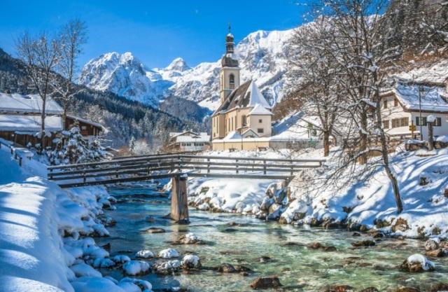Berchtesgaden Wetter